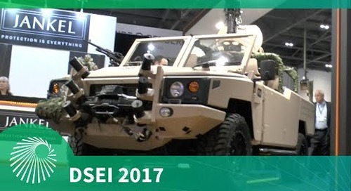 DSEI 2017: Jankel unveils the Fox RRV-x