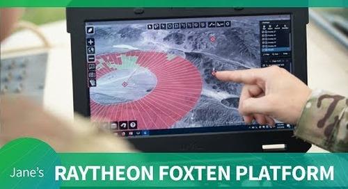 Raytheon's FoxTen Open Intelligence Platform for the U.S. Army (AUSA 2018)