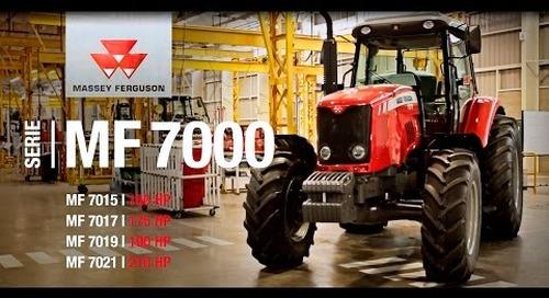 Serie MF 7000 / Video de Producto