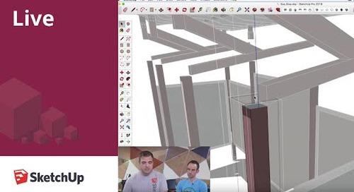 SketchUp Live! 3D Basecamp 2018 (May 30, 2018)