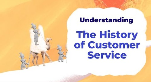 The History of Customer Service | Understanding with Unbabel