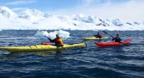 Ramp up your Polar Expedition with Quark's Adventure Options!
