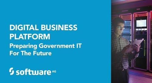 A Digital Platform for Government Transformation