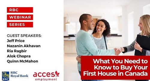 What You Need to Know to Buy Your First House in Canada