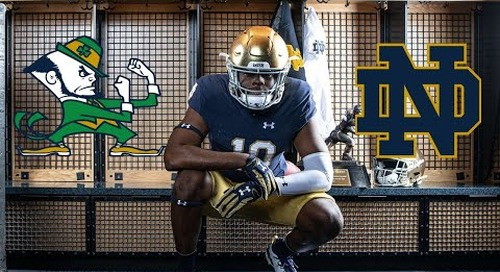 5 Things We Learned About Notre Dame Football Recruiting in February 2020