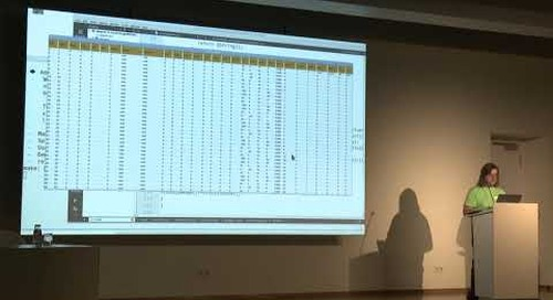 TableView and DelegateChooser by Shawn Rutledge, The Qt Company @QtWS18