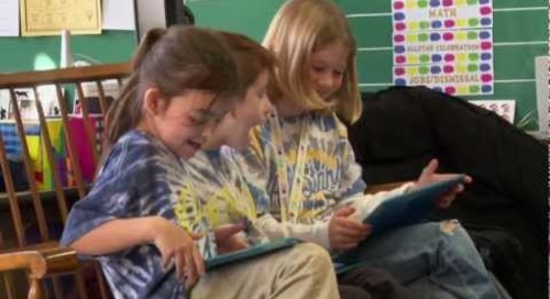 Wisconsin Students Engaged with eBooks