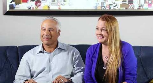 Top Team Leaders Kathie Lea and John Rigg get 75 percent of their business from this