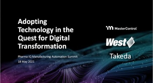 Adopting Technology in the Quest for Digital Transformation