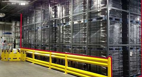 WireCrafters Wire Partitions and GuardRail Case Study
