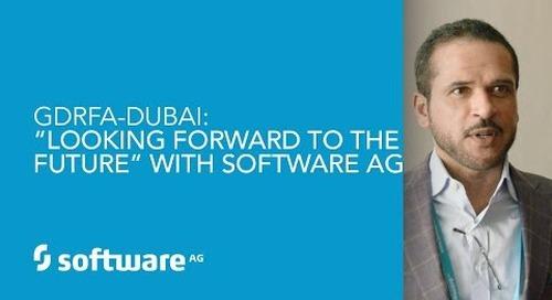 "GDRFA-Dubai: ""Looking forward to the future"" with Software AG"