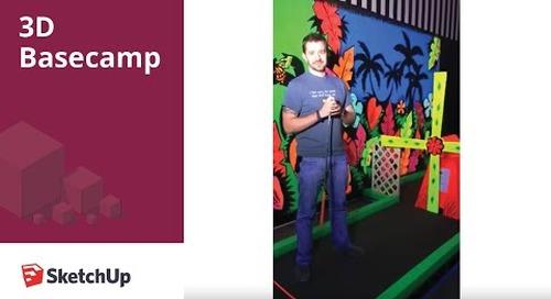 3D Basecamp Design Challenge