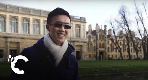 A Day in the Life: Cambridge Student