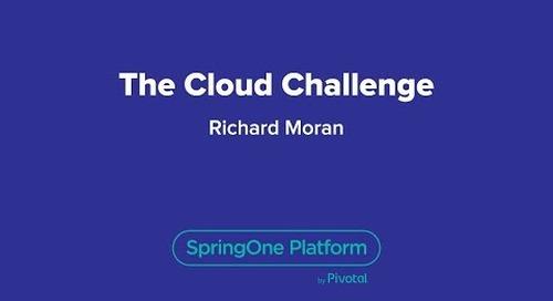 The Cloud Challenge