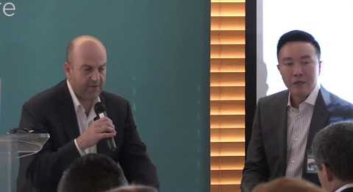 Driving Digital Innovation with John Romano, Telstra & Lionel Lim, Pivotal