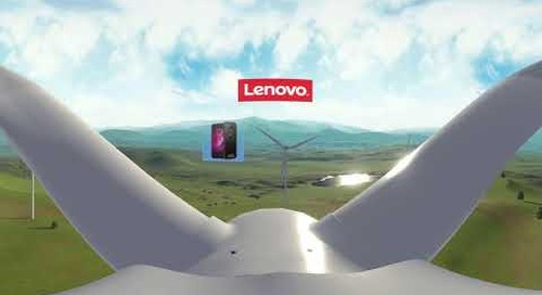 Vestas and Lenovo: More efficient Wind Turbines (use with Virtual Reality Headset)