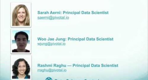 The Past, Present and Future of Data Science: A Live Roundtable