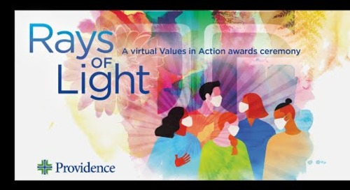 Rays of Light -Values in Action Awards Ceremony