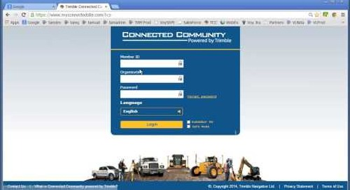 Trimble Asset Manager: Adding Members to Groups and Permissions