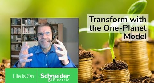 Transforming Your Business Using the One-Planet Model