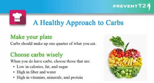 Providence Health Coaching Program   Lesson 22: More About Carbs