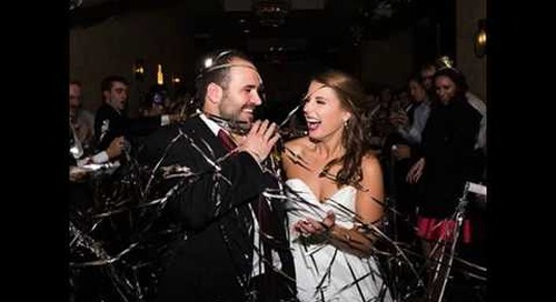 Fun New Year's Eve Wedding in Downtown Nashville | The Pink Bride