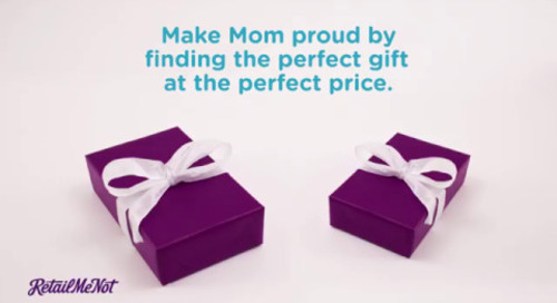 How to Save Money on Mother's Day Gifts