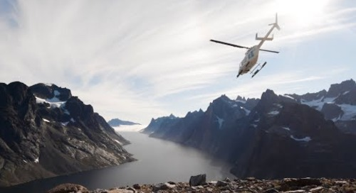 Incredible Adventures in South Greenland: By Sea, by Land and by Air