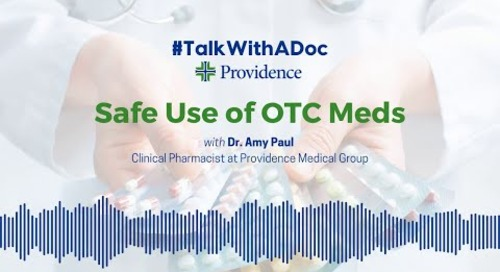 #TalkWithADoc: Safe Use of OTC Meds