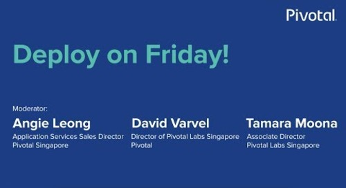 Singapore - Deploy - David Varvel & Tamara Moona
