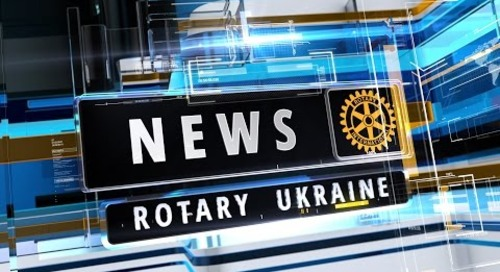 Rotary Ukraine News 2017/01/23