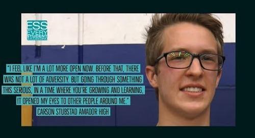 Amador High student fights through debilitating disease