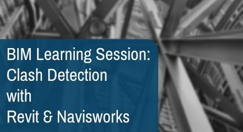 Clash Detection with Revit and Navisworks