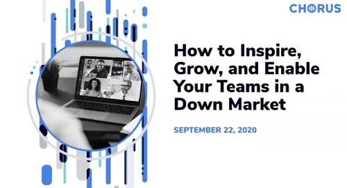 How to Inspire, Grow, and Enable Your Teams in a Down Market