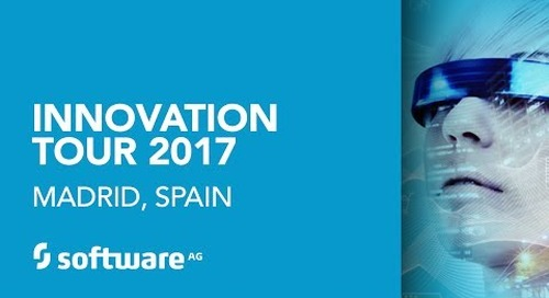 Impressions from Innovation Tour 2017 Madrid