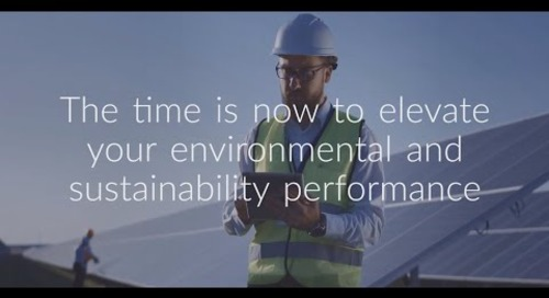 SAI360 for EHS and Operational Risk Environmental Management