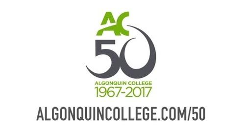Algonquin College's 50th Anniversary