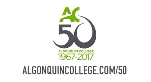 Algonquin College's 50th Anniversary