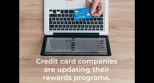 Credit Card Companies Shift Rewards To Recognize Consumer Desires During COVID-19