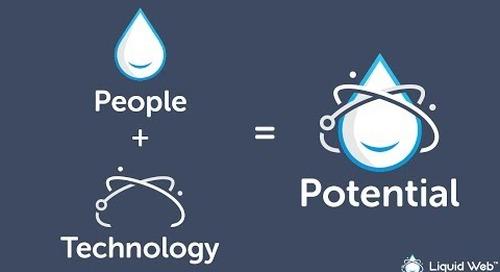 Liquid Web Gets a New Logo and Website
