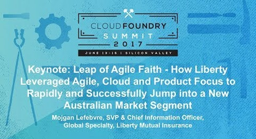 Liberty Mutual – Leap of Agile Faith