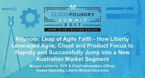 Liberty Mutual – Leap of Agile Faith