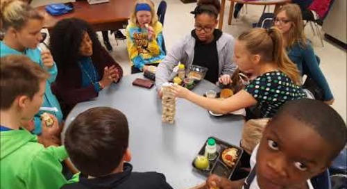 Sparrows Point Middle School Loves Learning