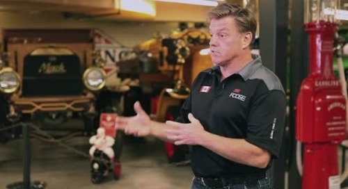 Chip Foose's relationship with 3M