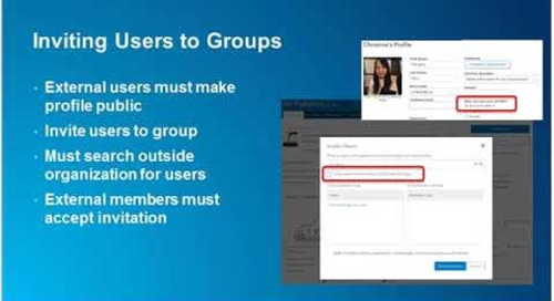 Sharing and Collaborating Across ArcGIS Organizations