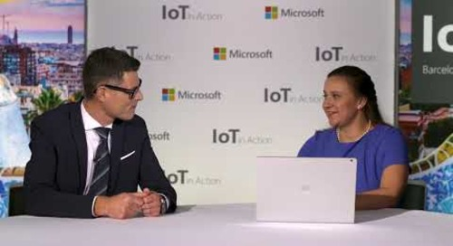 IoT in Action - Microsoft and Genetec discuss Cybersecurity in Retail