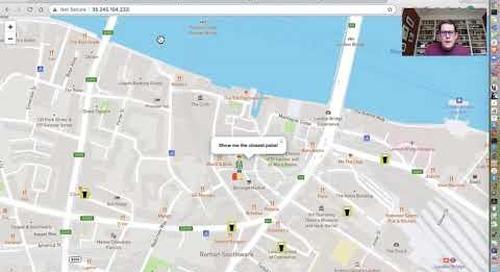 Spatial Data Demo   High Availability Spatial Data   Geospatial App