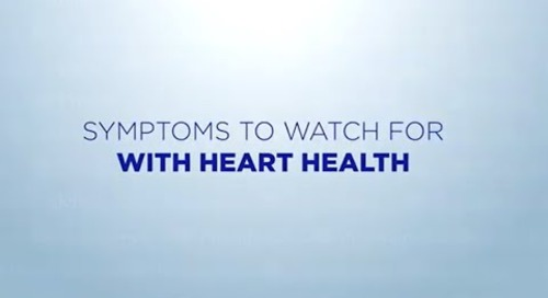Men's Heart Health - Symptoms To Look For