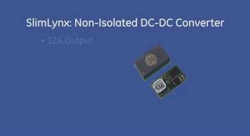 GE SlimLynx Non-Isolated DC-DC Converters