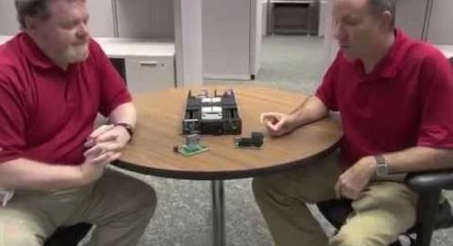 Lenovo Flex System FC5054 and FC5052 16 Gb Fibre Channel Adapters Walk-through